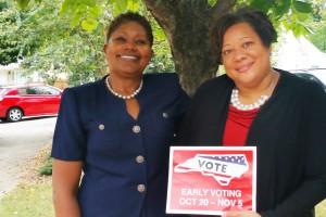 CHCAA Lorraine Alicia Vote