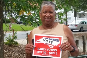 CHCAA Sylvia Vote