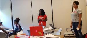 Co-chairs Delta GEMS SAT Workshop