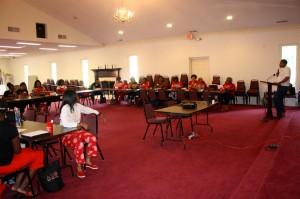CHCAA Retreat 2015